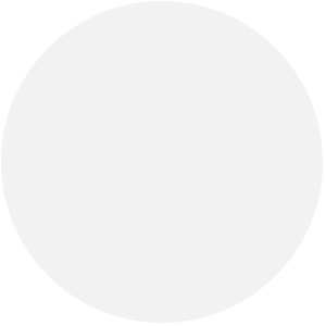 Light gray circle