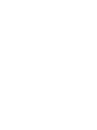 White silhouette of student with a skateboard