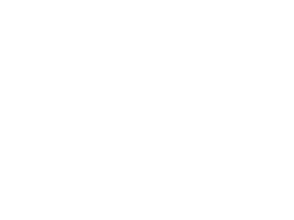 White silhouettes of people