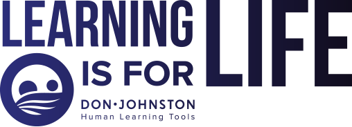 Learning is for Life logo