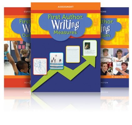 Whats In Label In Special Ed Words >> First Author Your Special Education Writing Curriculum