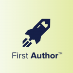 First Author logo