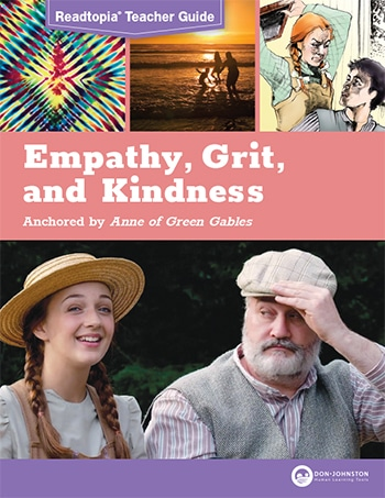 Empathy, Grit, and Kindness Cover